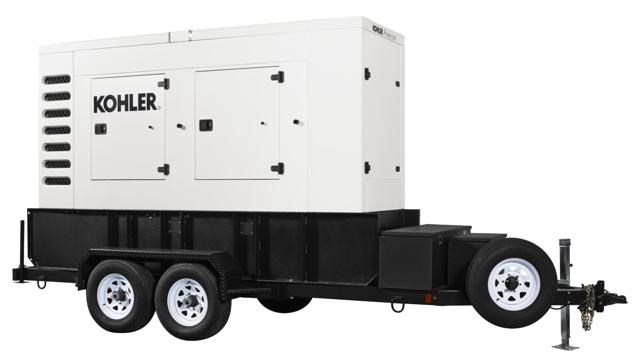 Kohler Towable Generator